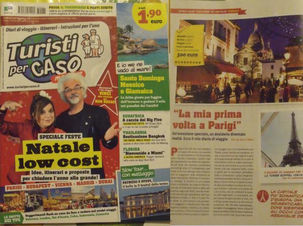 J'ai appris l'italien en Sicile, lors d'un tandem franco-italien et grâce à la presse.