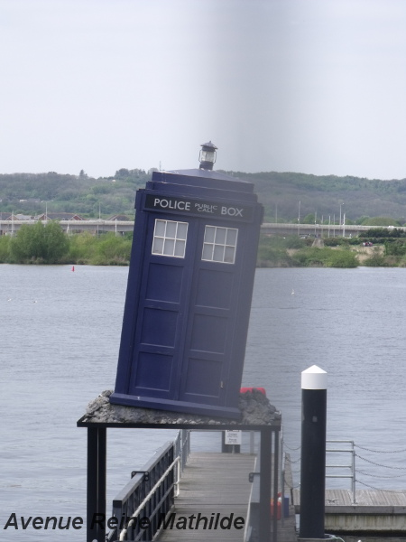 Doctor Who experience (5)