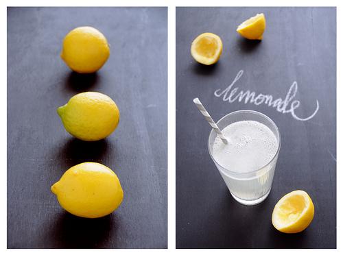 Faire de citronnade - crédit photo : Creature Comforts