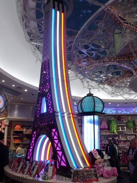 Disney Store sur les Champs-Elysée