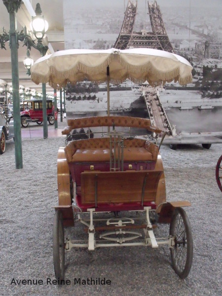 CIté de l'auto à Mulhouse