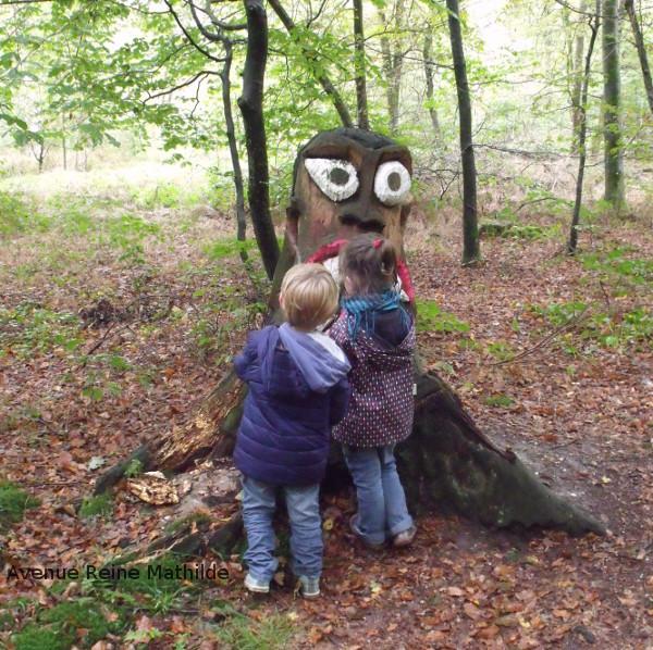 Forêt de Haguenau à la sortie de Betschdorf