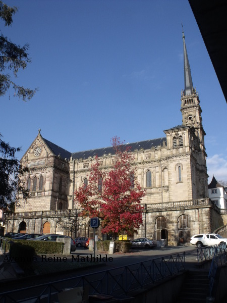 Montbéliard église