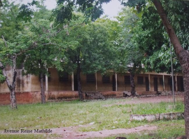Le collège où nous travallions