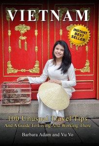 Guide vivre au Vietnam 100 Travel Unusual Tips cover
