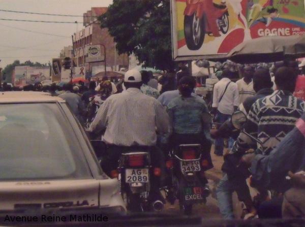 Dans les rues de Lomé