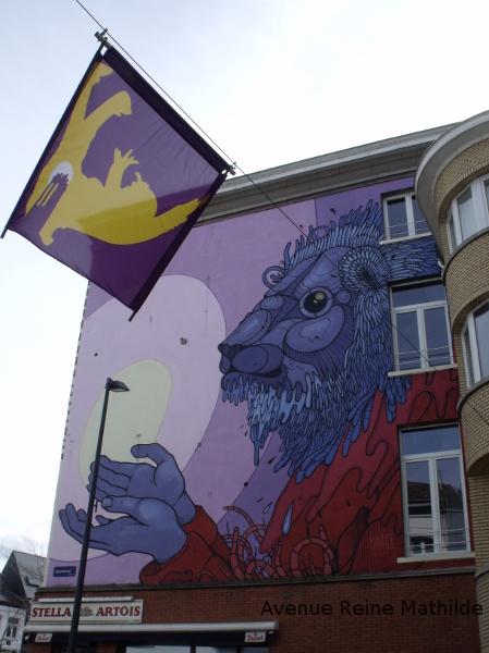 street art belgique Malines