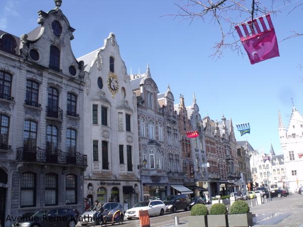 Malines belle rue