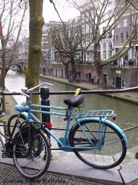 Utrecht vélo