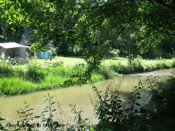 Camping du moulin de bistain