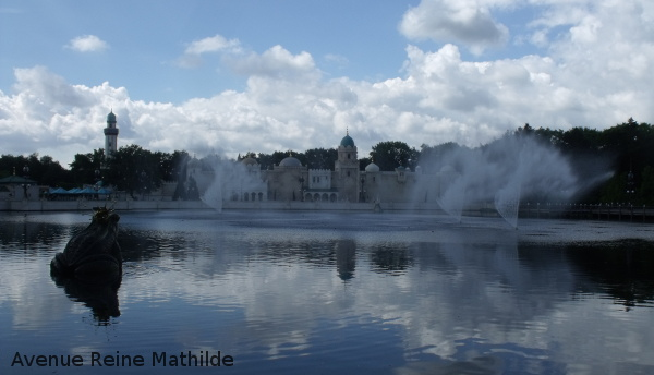 Efteling spectacle aquatique
