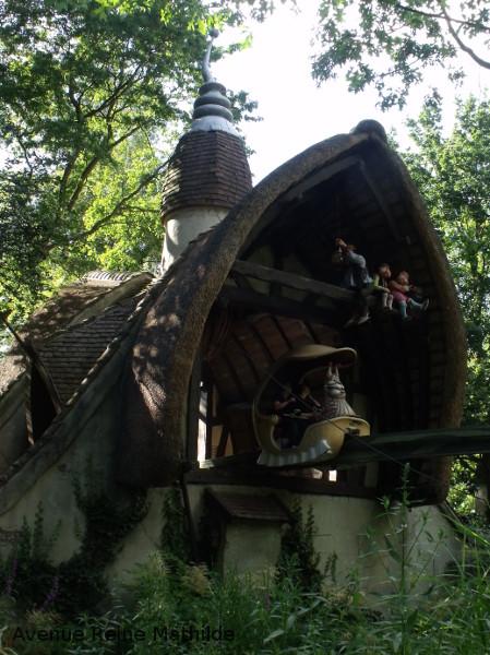 Efteling village des lavanors