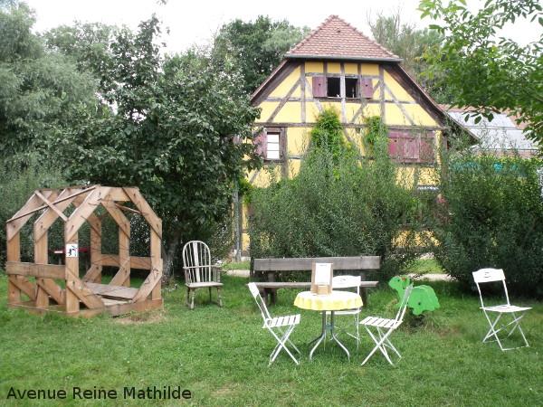 Le sundgau v lo itin raire pour 3 4 jours de balade - La maison du kilim ...