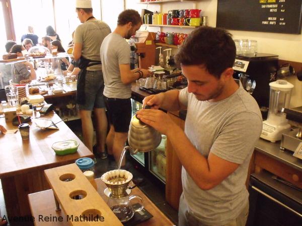 Lille bonnes adresses café