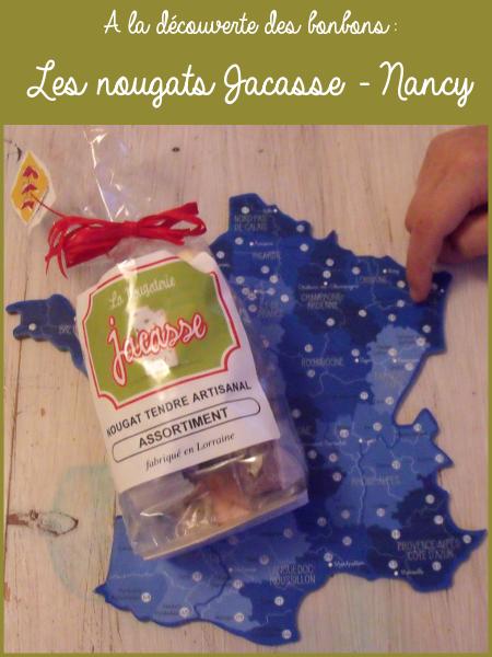 nougats bonbons de France