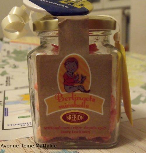 Souvenirs de Metz : des bonbons
