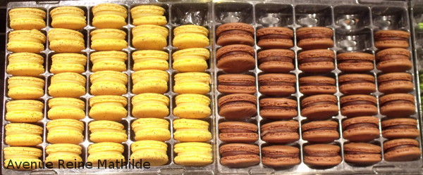 Macaron chez Fresson Metz