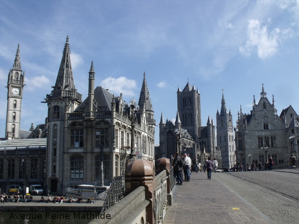 Gent city trip
