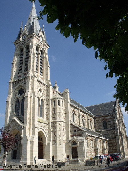 église rambouillet