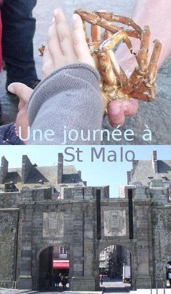 une journée à St Malo