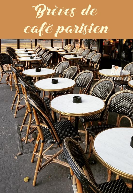 brèves de café parisien. #Paris