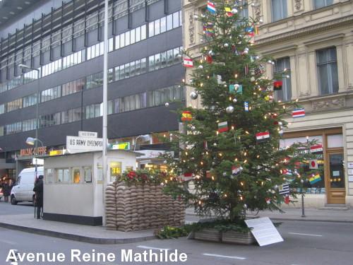Checkpoint Charlie, Berlin - déc. 2006