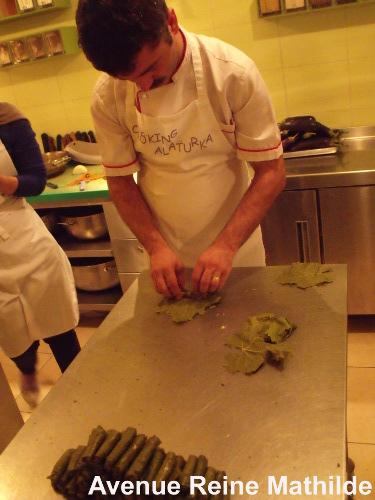 Cours de cuisine turque istanbul - Offrir des cours de cuisine ...