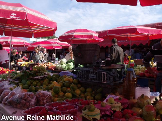 marché de zagreb