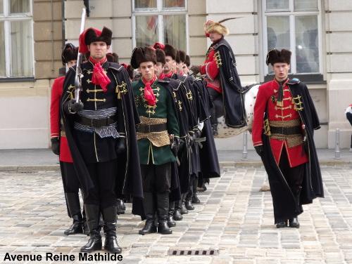 Time Machine Zagreb, la relève de la garde - septembre 2013
