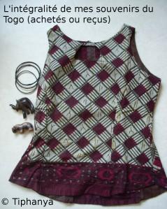 souvenirs togo