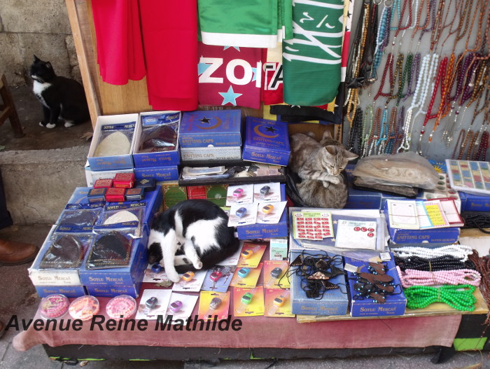 Au marché aux livres