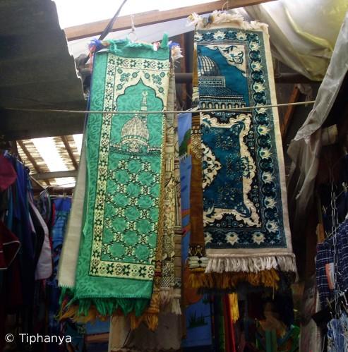 Le marchand de tapis