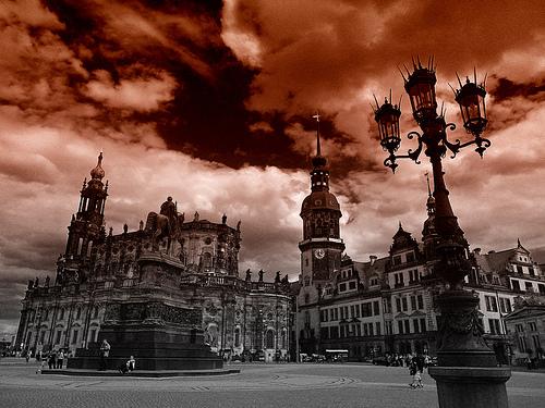 Dresde - crédit photo : Amaury Le Hesran