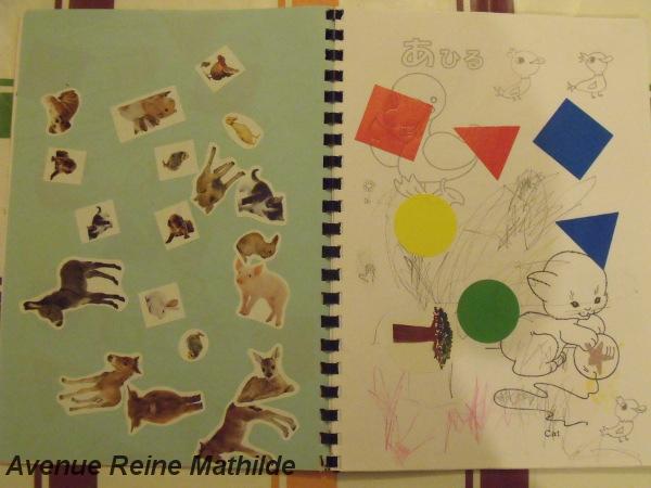 cahiers d'expédition (1)