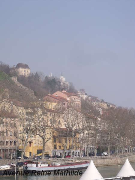 Lyon - mars 2014