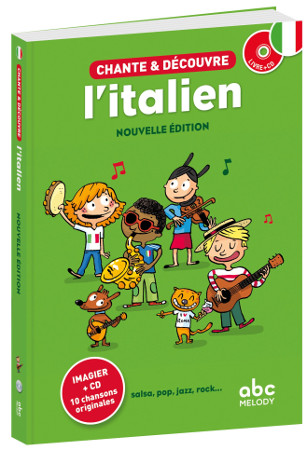 livres pour apprendre l'italien