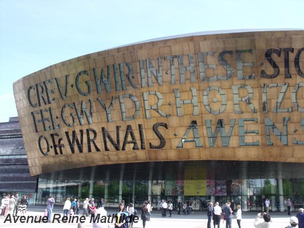 Millenium Centre - mai 2014