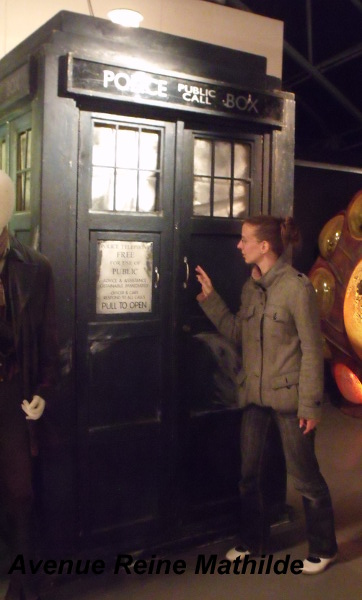 Doctor Who experience (1)
