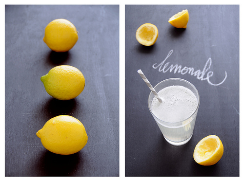 Faire de citronnade - crédit photo : Creature Comforts
