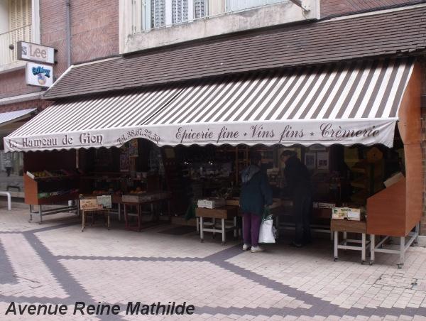 Le Hameau de Gien, épicerie fine, Gien (Loiret)