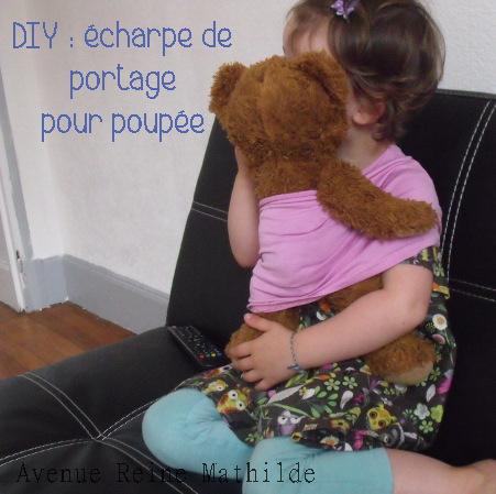 DIY écharpe de portage (1)