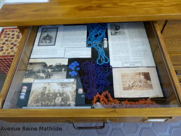 visiter le musée des émaux à briare