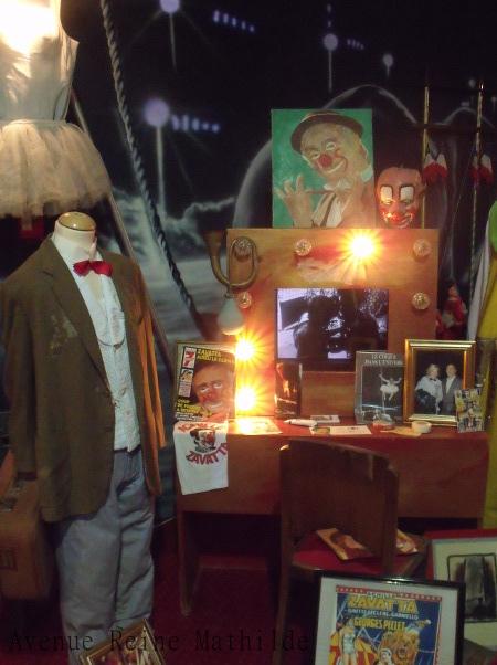 Hommage à Achille Zavatta - Musée du Cirque et de l'Illusion, Loiret