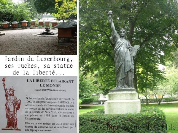Le Jardin du Luxembourg ou découvrir Paris gratuit avec des enfants et sans s'ennuyer !