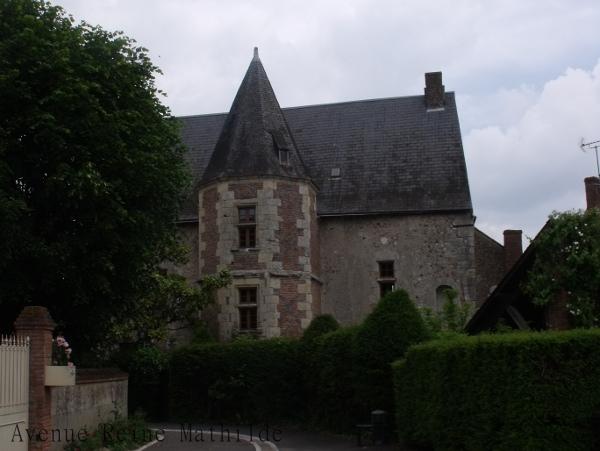 Le prieuré de St Gondon