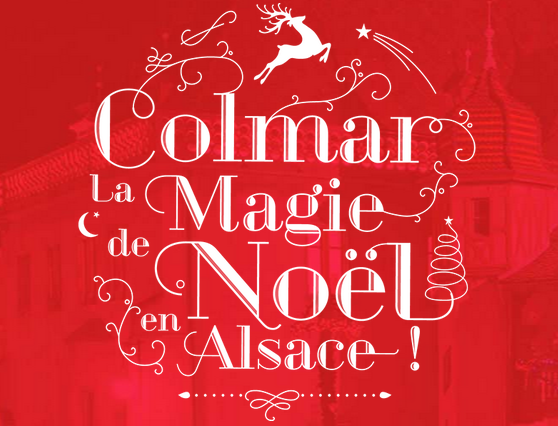 Marché - magie de Noël à Colmar