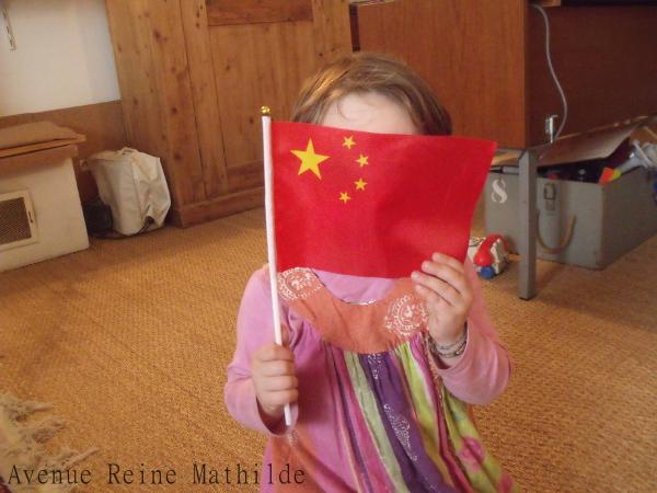 worldschooling découvrir la Chine à la maison