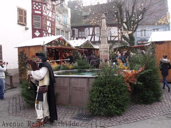 L'Alsace et ses marchés de Noël : Eguisheim