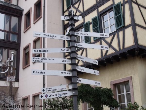 Une journée à Colmar
