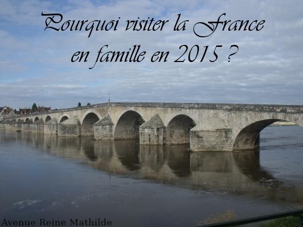 en France en famille en 2015